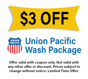 Union Pacific Wash Package