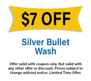 Silver Bullet Wash